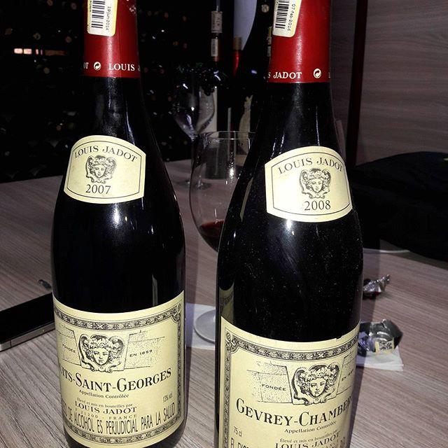 Pinot Noir de la Borgoña