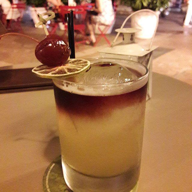 Whisky Sour el Baron